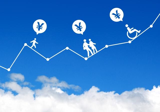 生命保険の加入率から見る必要性【年代・ライフステージ・世帯年収別】