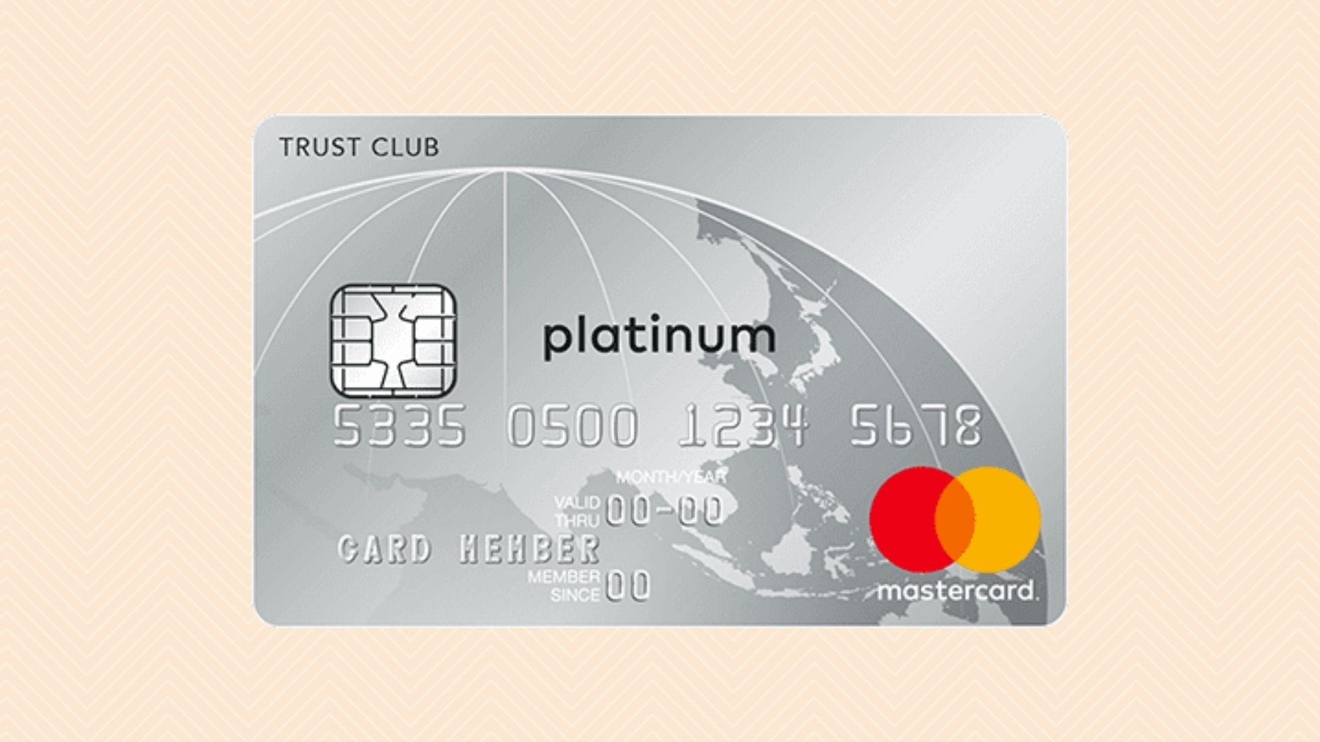 TRUST CLUB プラチナマスターカードの審査やラウンジ利用など解説